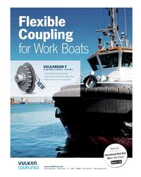 MR Nov-19#3 Flexible  Coupling for Work Boats VUL VULKARDAN F  Torque