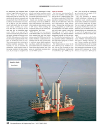 MR Nov-19#60  Heavy Industry in China. The new- installation vessels currently