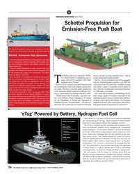 MR Nov-19#74  mini- Harbor tugboat mize environmental footprint and is equipped