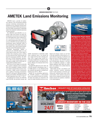 MR Nov-19#75 E EMISSION REDUCTION TECH FILES AMETEK Land Emissions