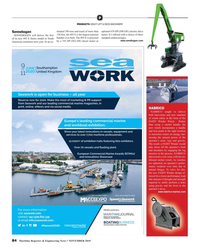 MR Nov-19#84  and our leading commercial marine magazines, in  print,