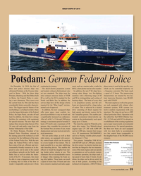MR Dec-19#25 GREAT SHIPS OF 2019 ©Pospiech Potsdam: German Federal