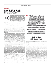 MR Jan-20#16  to replace  residual heavy fuel oil (HFO) containing  prove