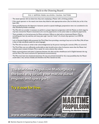 MR Jan-20#22 Back to the Drawing Board 22  Maritime Reporter & Engineerin