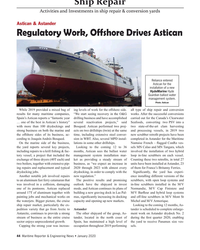 MR Jan-20#44 Ship Repair Activities and Investments in ship repair &