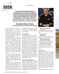 MR Jun-20#28  unique and valuable  forum for Navy and industry to collaborate
