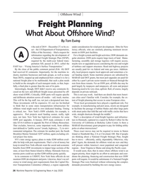 MR Jul-20#26 Ofshore Wind  Freight Planning  What About Offshore