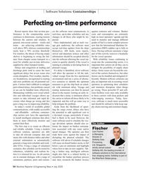 MR Jul-20#54  show that on-time per- ers the software must communicate