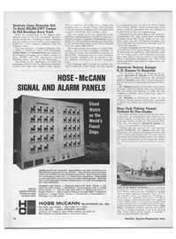 Marine News Magazine, page 12,  Jun 1969 Tennessee