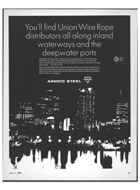Marine News Magazine, page 19,  Jun 1969 Armco Steel Corporation