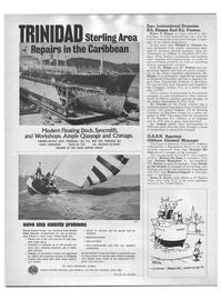 Marine News Magazine, page 40,  Jun 1969 Brenna
