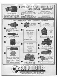 Marine News Magazine, page 44,  Jun 1969 HP