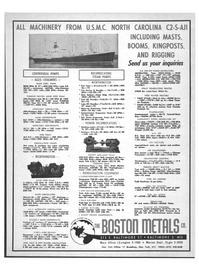 Marine News Magazine, page 45,  Jun 1969 Water