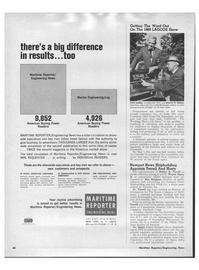 Marine News Magazine, page 46,  Jun 1969 New York