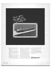Marine News Magazine, page 3,  Jun 1969 paint versatility
