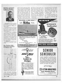 Marine News Magazine, page 61,  Jun 1969 Mississippi