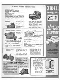 Marine News Magazine, page 65,  Jun 1969 JOY CUSS