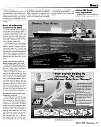 Marine News Magazine, page 11,  Feb 2005 New Jersey