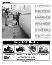 Marine News Magazine, page 14,  Feb 2005 Wisner