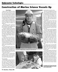 Marine News Magazine, page 18,  Feb 2005 Florida