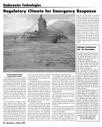 Marine News Magazine, page 20,  Feb 2005 Delaware