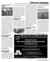 Marine News Magazine, page 21,  Feb 2005 Gulf of Mexico