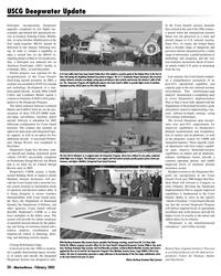 Marine News Magazine, page 24,  Feb 2005 Mississippi