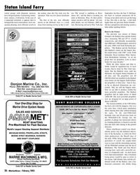 Marine News Magazine, page 28,  Feb 2005 Rhode Island