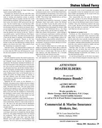 Marine News Magazine, page 29,  Feb 2005 Jim DeSimone