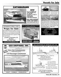 Marine News Magazine, page 35,  Feb 2005 C-58