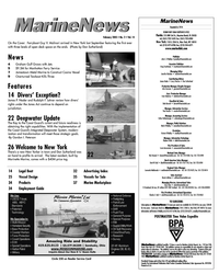 Marine News Magazine, page 2,  Feb 2005 Rob Howard