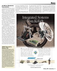Marine News Magazine, page 5,  Feb 2005 U.S. Army Corps of Engineers Kansas City District