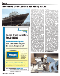 Marine News Magazine, page 6,  Feb 2005 Occupational Safety and Health Administration