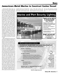 Marine News Magazine, page 7,  Feb 2005 Washington