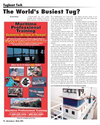 Marine News Magazine, page 22,  Mar 2005 Florida