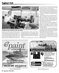 Marine News Magazine, page 24,  Mar 2005 Larry Pearson