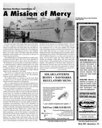 Marine News Magazine, page 25,  Mar 2005 New Hampshire