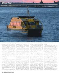Marine News Magazine, page 28,  Mar 2005 Tom Fox