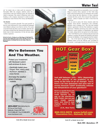 Marine News Magazine, page 29,  Mar 2005 Fort Wadsworth
