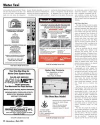 Marine News Magazine, page 30,  Mar 2005 Hudson