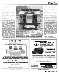 Marine News Magazine, page 31,  Mar 2005 David Rockefeller Jr
