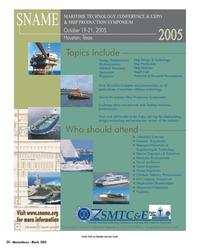 Marine News Magazine, page 34,  Mar 2005