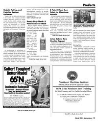 Marine News Magazine, page 35,  Mar 2005 United States Coast Guard