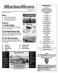 Marine News Magazine, page 2,  Mar 2005 Rob Howard