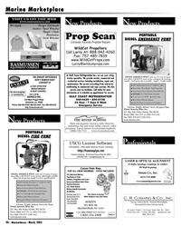 Marine News Magazine, page 46,  Mar 2005 Military Sealift Command