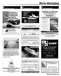 Marine News Magazine, page 47,  Mar 2005 MARQUEEN MAR