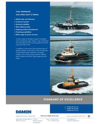 Marine News Magazine, page 3,  Mar 2005 DAMEN SHIPYARDS GROUP