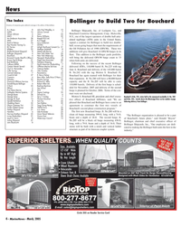 Marine News Magazine, page 4,  Mar 2005 Mississippi