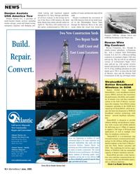 Marine News Magazine, page 10,  Jun 2005