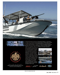Marine News Magazine, page 17,  Jun 2005 COMMERCIAL & GOVERNMENT PRODUCTS INC.